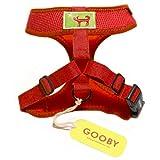 GOOBY Hundegeschirr in gratis Freiheit Geschirr für kleine H
