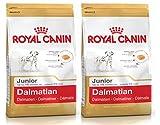 Royal Canin Multi-Buy Dalmatiner 25 Trockenfutter für Welpen, 2 x 12 kg