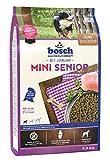 bosch HPC Mini Senior | Hundetrockenfutter für ältere Hunde kleiner Rassen (bis 15 kg) | 1 x 2.5 kg