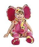 Rubies 300878-2T Elefantenkostüm, mehrfarbig, 2T