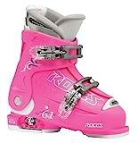 Roces Kinder Skischuhe Idea 22.5-25.5 MP, Deep Pink-White, 36/40