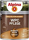 Alpina WPC-Pflege Farblos 2,5 Liter