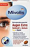 Mivolis Augen Extrakt Sehkraft + Schutz, Tag + Nacht 30 Kapseln 1er-Pack (1x30 Kapseln)