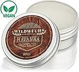 Bartwachs HAVANNA von Wildwuchs Bartpflege - Natürliches Beard Balm und Bart Balsam für einen gepflegten Bart (1 x 30 ml)