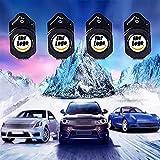 NEWPITE 2 StüCk Personalisierte Auto TüR Led Projektor Licht, UtotüR Logo TüRbeleuchtung Einstiegsleuchte, Benutzerdefinierte AutotüR Willkommen Licht, Gilt füR Alle Modelle