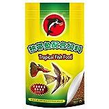 ZJL220 Zierfischfutter Goldfisch Kleine Tropische Fische Ernährung Köstliches Futter Aquarium Zubehör
