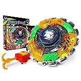 4D Fusion Modell Metall Masters Speed Kreisel | Kampfkreisel Mit Launcher Kinder, Jugendliche Und Erwachsene Änderungswerkzeug X1 Kabelgriffsender X1