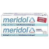 meridol Zahnpasta, 3er Doppelpack (3 x 2 x 75 ml)