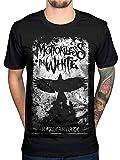 0 Motionless In White Phoenix T-Shirt Metal Rock Indie Chris Cerul BlackXXL