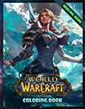 Amazing Book! - World Of Warcraft Coloring Book: Wonderful Gift For All Fans of World Of Warcraft with beautiful, relaxing design