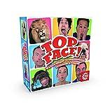 Game Factory 646170 Top Face, wahnwitziger Grimassenspaß, Partyspiel, Familienspiel für 3 bis 8 Spieler