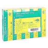 Zinkbrause Verla 25 mg Brausetabletten bei Zinkmangel, 100 St. Tabletten