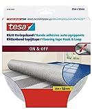 tesa Klett-Verlegeband für Teppiche, 25m x 50