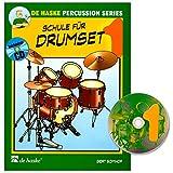 Schule für Drumset, Band 1: Timing, Technik und Klang - mit Audio-CD - ISBN: 9789043110082