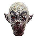 XWYZY Halloween Maske Halloween blutig gruselig Horror Maske Erwachsene Zombie Masken Latex Kostüm Party Vollkopf Cosplay Maske Maskerade Requisiten Aspic