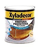 Xyladecor 6053159 Protettiva schützend, aqua (blau), 0.75L