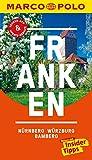 MARCO POLO Reiseführer Franken, Nürnberg, Würzburg, Bamberg: Inklusive Insider-Tipps, Touren-App, Update-Service und offline Reiseatlas (MARCO POLO Reiseführer E-Book)