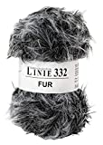 ONline Fell-Wolle Trend-Collection Linie 332 FUR Nadelstärke 6-7 50g Farbe 10