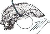 Netzfalle 55 cm I Schneller und einfacher Fang, sofort einsatzbereit I Universale Lebendfalle, Kleintierfalle I Wetterfeste Schlagnetzfalle I Vogelfalle, Taubenfalle, Elsternfalle, Kaninchenfalle