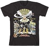 Green Day Dookie Scene T-Shirt - Schwarz - Mittel
