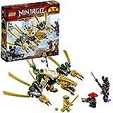 Lego Ninjago LEGONINJAGO 70666 Goldener Drache