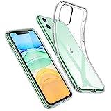 ESR Klar Silikon Hülle Kompatibel mit iPhone 11- Dünne Weiche Transparent TPU Schutzhülle Slim Hü