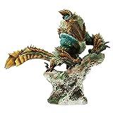 Koki Monster Hunter : Thunder Wolf Dragon Figure Statue Multicolor
