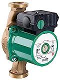 Wilo-Star-Z 25/2, Trinkwasser-Zirkulationspumpe, Nassläufer, Baulänge 180 mm, G1 ½