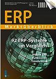 ERP Marktüberblick 1/2014: 92 ERP-Systeme im Vergleich. Mobile ERP Funktionen, Trends 2014