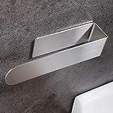 XXT Handtuchhalter 304 Edelstahl gebürstet Bad WC Rack Badezimmer Handtuchstange
