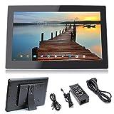 Xoro MegaPAD 1564 V4 39,6 cm (15.6 Zoll) Tablet-PC (QuadCore Cortex A17 1.8GHz, 2GB RAM, 16GB Flashspeicher, IPS 1920x1080, WLAN (2.4/5GHz), Bluetooth 4.1, Android 7.1, PoE+/12V DC ohne Akku) schwarz
