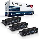 3x Kompatible Tonerkartuschen für Xerox Phaser 3330 WC 3335 WC 3345 WC 3345 WorkCentre 3335 WorkCentre 3345 DNI 106R03624 Black Schwarz - Office Plus Serie