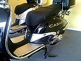 Roller Sturzbügel L & R Schutzbügel Frontrahmen Retroroller Motorroller ZNEN NOVA ALPH Easy Cruiser