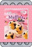 Mini-Muffins-Set: Die besten Rezepte für süße und herzhafte kleine Muffins. Mit 24er-Backform.