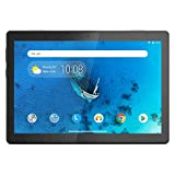 Lenovo Tab M10 25,5 cm (10,1 Zoll, 1280x800, HD, WideView, Touch) Tablet-PC (Quad-Core, 2GB RAM, 16GB eMCP, Wi-Fi, Android 10) schw
