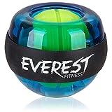 EVEREST FITNESS Energyball, Handtrainer zum Training der Hand- und Armmuskulatur - Hand Trainingsgerät, Gyroskop, Handgelenk Trainer mit einem ergonomischen Griff