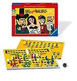 Ravensburger 26737 - Das Original Malefiz Spiel - Familienspiel für 2-4 Spieler, Ravensburger Klassiker ab 6 J
