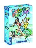 Themse und Kosmos   Devir   Crazy Fishing   Kartenspiel   Wettbewerbsspiel   Seien Sie der Beste Angler durch Fangen der besten und stärksten Fische   2–6 Spieler   Alter 6+