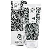 Australian Bodycare Body Balm 200ml | Aftershave Balsam gegen Eingewachsene Haare, Rasurbrand & rote Pickel nach der Rasur | Perfekt nach Rasur & Haarentfernung am Körper | 100% Natürliches Teebaumöl