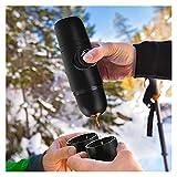 SHUWB Kaffeekessel Tragbare Kaffeemaschine, Druck Espresso Manual Handheld Espresso-Kaffeemaschine für Auto-Reise-Camping-Wandern Home Office Küchengeräte