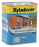 Xyladecor Holzschutz-Lasur Plus wasserbasierte Holzlasur für aussen in verschiedenen Farbtönen und Größen (4L, kiefer)