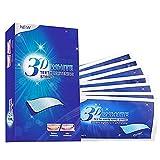 GAOword Teeth Whitening Patch 3D Whitening Kit Für Gesundes Zahnfleisch Und Frischen Mund Teeth Whitening Kit Elastisches Gel Zum Entfernen Von Zahnflecken-3 Boxen