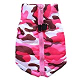 BT Bear, Welpenmantel für kleine Hunde, Winterjacke, Bekleidung, Kostüm, weich, warm, für Katzen und kleine Hunde