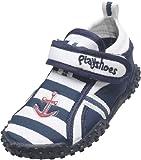 Playshoes Aqua-Schuhe Maritim, Blau (original 900), 24/25 EU