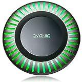 AVANIC Wireless Charger, 15W max. induktive Ladestation für schnelles kabelloses Laden von qi zertifizierten Handys wie Apple iPhone, Samsung Galaxy, Huawei, LG, Google usw.