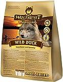 Wolfsblut | Wild Duck Small Breed | 15 kg | Ente | Trockenfutter | Hundefutter | Getreidefrei