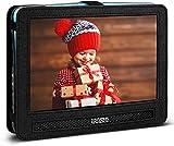 COOAU Tragbare Auto-Kopfstützen-Halterung für tragbaren DVD-Player (25,4 cm - 26,7 cm)