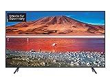 Samsung TU7199 125 cm (50 Zoll) LED Fernseher (Ultra HD, HDR10+, Triple Tuner, Smart TV) [Modelljahr 2020]
