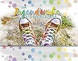 Jugendweihe Karte von KE - Glückwunschkarte - Jugendweihekarten - Für Jungen & Mädchen - Für ein Geldgeschenk - Format 17,0 x 11,5 cm - Klappkarte inkl. Umschlag - Motiv: Cool