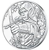 825 Jahre Münze Österreich Robin Hood 1 Unze 1oz Silbermünze